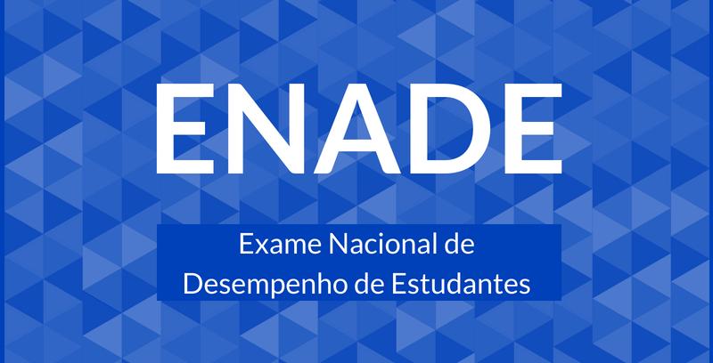 Calendário ENADE 2020