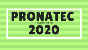 PRONATEC-2020